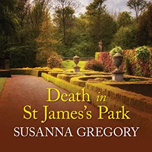 Death in St James's Park Audiobook