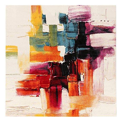 Tappeto Gallery D crema - 200x200 cm M791