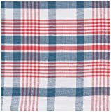 Now Designs Napkins, Portland Plaid, Set of 4