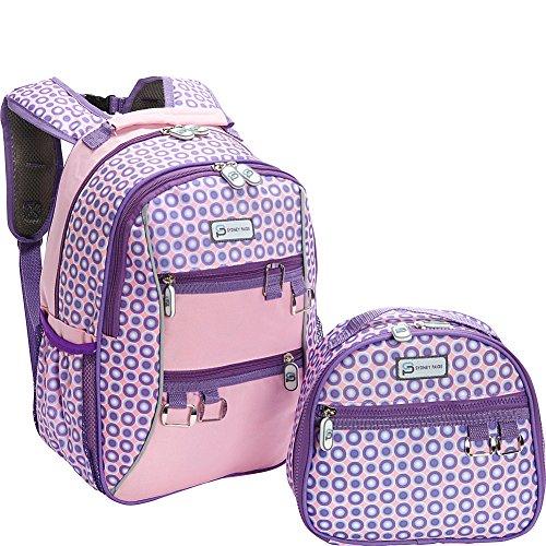 sydney-paige-buy-one-give-one-kids-backpack-lunch-bag-set-purple-spotlight