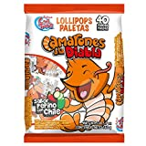 Cool Toons Lollipop, Camarones a la Diabla 40 count