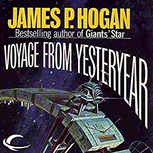 Voyage from Yesteryear Audiobook