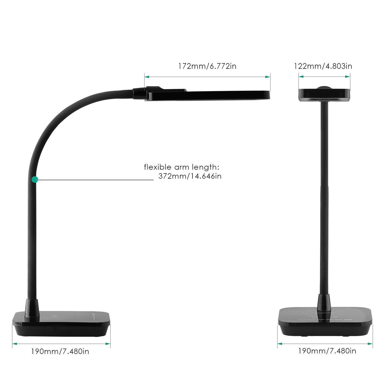 Lámpara de mesa LED