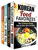 Spicy Recipes Box Set (4 in 1): Korean, Indian, and Mexican Recipes to Indulge (Low Carb Healthy Food)