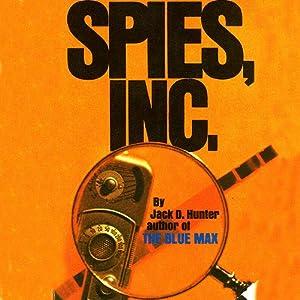 Spies, Inc. Audiobook