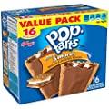 Pop-Tarts, Frosted S'mores, 16-Count Tarts (Pack of 8) from Pop-Tarts