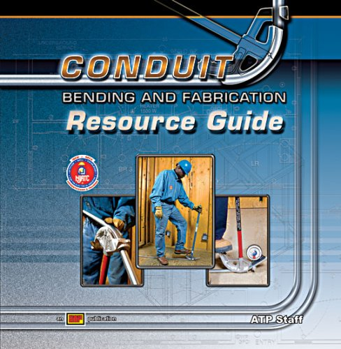 Conduit Bending and Fabrication - Instructor's Resource Guide - Amer Technical Pub - AT-1269 - ISBN: 0826912699 - ISBN-13: 9780826912695