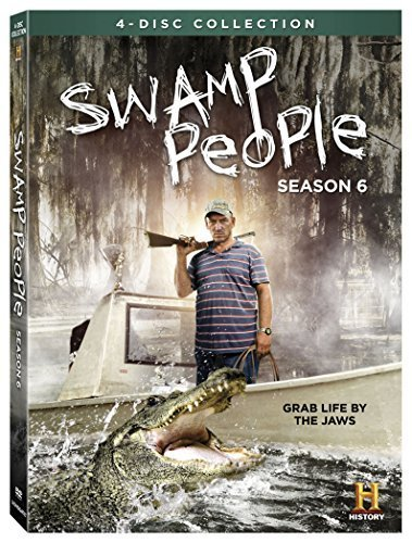 Swamp People: Season 6 [DVD] (Swamp People Season 7 compare prices)