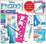 Disneys Frozen Elsa Sketchbook Set