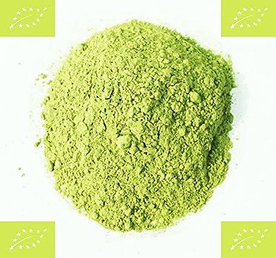 Goldener Zweig - naturreines BIO Weizengras gemahlen - 1kg von Goldener Zweig bei Gewürze Shop