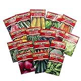 Ferry Morse Large Vegetable Garden, 17 - Piece Set