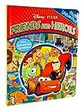 My First Look & Find: Disney Pixar Friends & Heroes (1412768489) by Michael P. Fertig