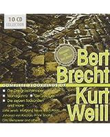 Complete recordings of Die Dreigroschenoper, Mahagonny, Der Jasager, Die sieben Todsunden