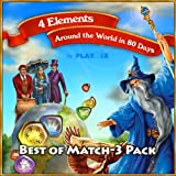Best of Match-3 Pack: 4 Elements and Around the World in 80 Days [Download]