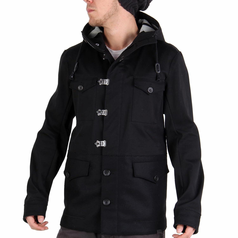 PEUTEREY AIGUILLE NOIRE Herren Winterparka Huge Black AGU0004 online kaufen