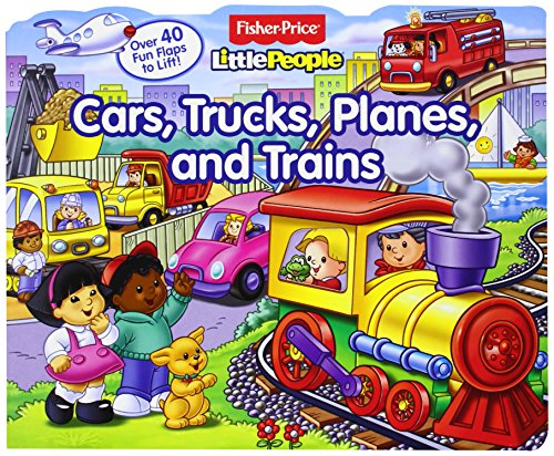 Fisher-Price Little People: Cars, Trucks, Planes, and Trains