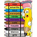 Scholastic ¡Colores! Chart (TF2241)