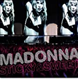 Sticky and Sweet: Live [CD & DVD] Madonna