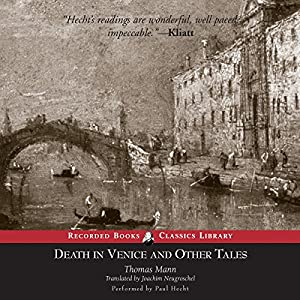 Death in Venice and Other Tales Audiobook