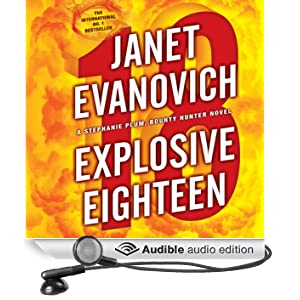 Explosive Eighteen (Unabridged)