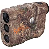 View larger  Bushnell Bone Collector Edition Laser Rangefinder Lightweight and small enough to fit in a shirt pocket, the Michael Waddell Bone Collector Edition 4x20mm Laser Rangefinder packs a monster dose of accuracy and is as easy to use as a las...