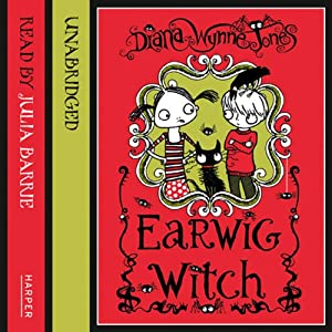 Earwig and the Witch | [Diana Wynne Jones]