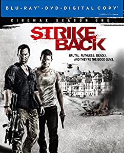Strike Back: Season 1 (Cinemax) (Blu-ray/DVD Combo + Digital Copy)