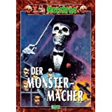 "Macabros - Band 01 - Der Monstermachervon ""Dan Shocker"""