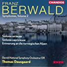 Berwald: Symphonies, Vol. 2
