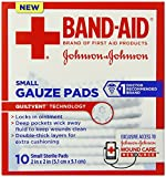 Band-Aid First Aid Large Gauze Pads 4 In X 4 In 25 Count