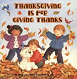 Thanksgiving Is for Giving Thanks (Reading Railroad Books) (0448422867) by Sutherland, Margaret