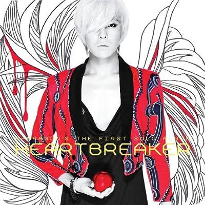 G-Dragon- Heartbreaker (リパッケージ版) (韓国盤)をAmazonでチェック!