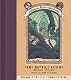 Lemony Snicket A Series of Unfortunate Events #2: The Reptile Room CD