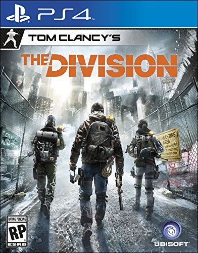 Tom Clancys The Division - PlayStation 4 - Standard Edition