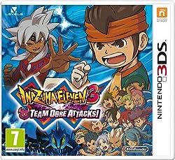 Inazuma Eleven 3: Team Ogre Attacks! /3DS
