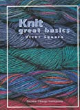img - for Knit great basics book / textbook / text book