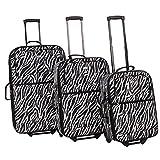 American Flyer Safari 3-Piece Luggage Set