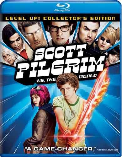 Scott Pilgrim vs. the World (Two-Disc Blu-ray/DVD Combo)