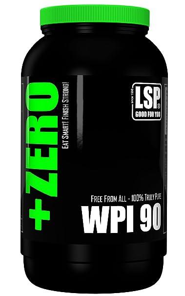 LSP + Zero Whey Protein Isolate, 1x 1000g, Geschmacksneutral