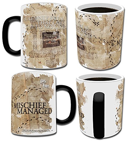 Custom Marauders Map Harry Potter Mug