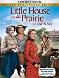 Little House on the Prairie: Season 6 (Deluxe Remastered Edition DVD + Digital)