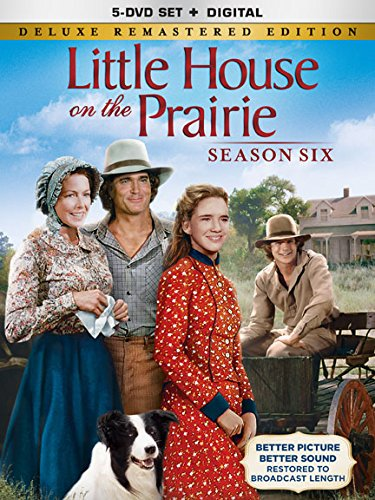 Little House on the Prairie Season 6 [Deluxe Remastered Edition - DVD + Digital]