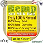 Truly 100% All Natural Hemp Nut Milk...