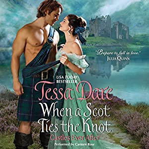 When a Scot Ties the Knot Audiobook