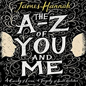 FREE FIRST CHAPTER: The A to Z of You and Me Audiobook