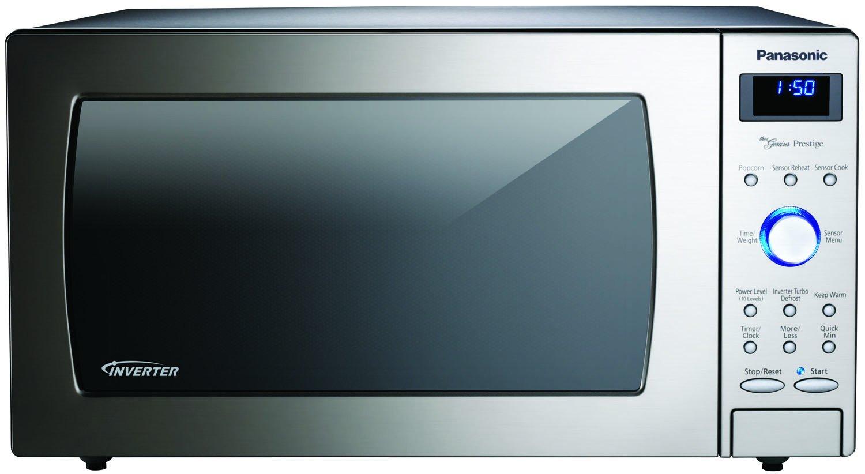 Panasonic Prestige NN-SD797S Microwave Oven