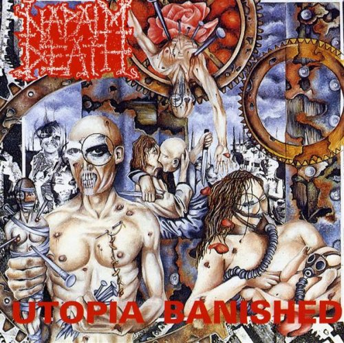 Napalm Death-Utopia Banished-CD-FLAC-1992-SCORN Download