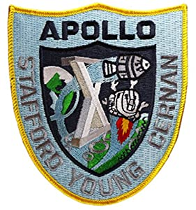 Amazon.com: Apollo 10 Mission Patch