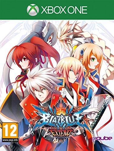 BlazBlue Chrono Phantasma Extend (Xbox One) [Edizione: Regno Unito]