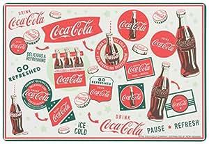 Amazon Com Now Designs Coca Cola Signs And Slogans